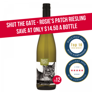 Rosie's Patch Shut The Gate Riesling